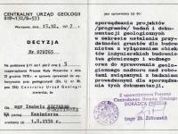 mgr Izabela Buratyńska - uprawnienia geologiczne, geologia inżynierska, geotechnika